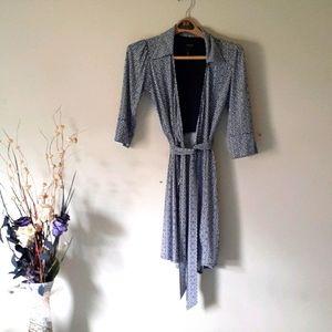 Robe/Dress -LAUNDRY By: Shelli Segal - NWOT
